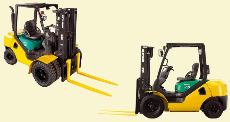 Lemarpol Forklift Truck Firm Sale Service Rent Komatsu Toyota Repair Exchangeable Parts